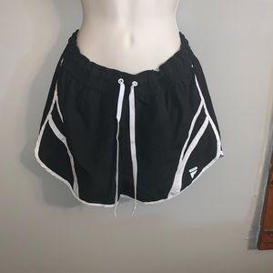 Medium shorts with liner